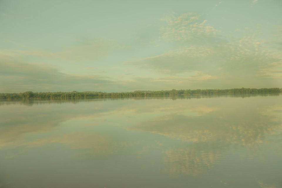 Reflexo das nuvens - TO - Brasil