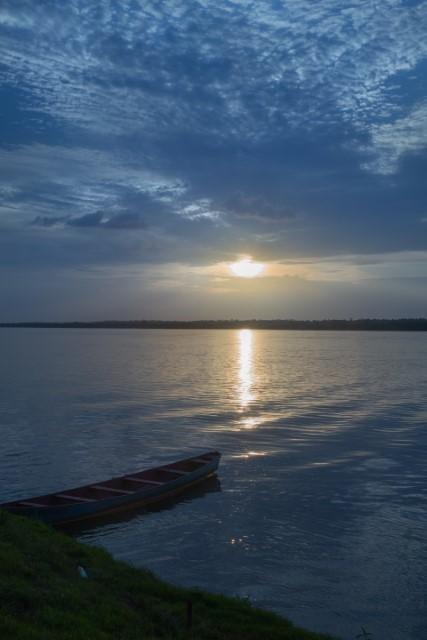 A canoa solitária - TO - Brasil